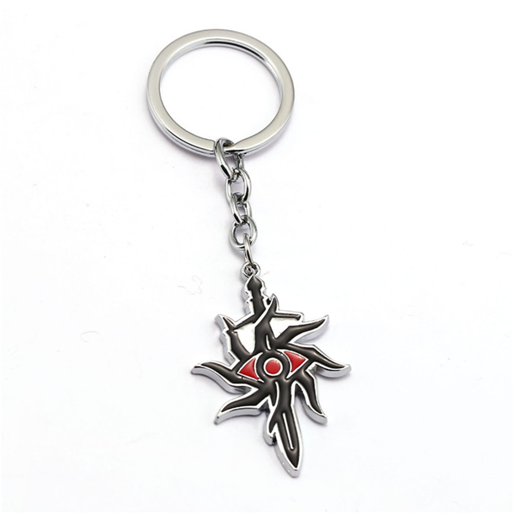 Online Game Series Jewelry Dragon Judge keychain Inquisition Enamel Color Alloy Chaveiro porte clef Porta Chaves llaveros