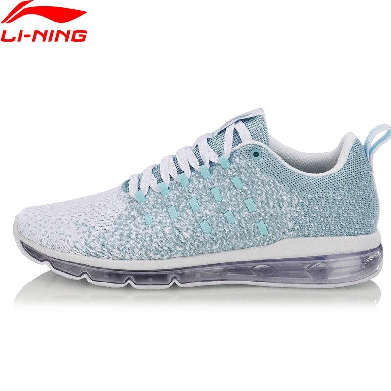 (Break Code)Li-Ning Women BUBBLE MAX Lifestyle Shoes Cushion LiNing Li Ning Mono Yarn Sport Shoes Sneakers AGCN092 YXB214
