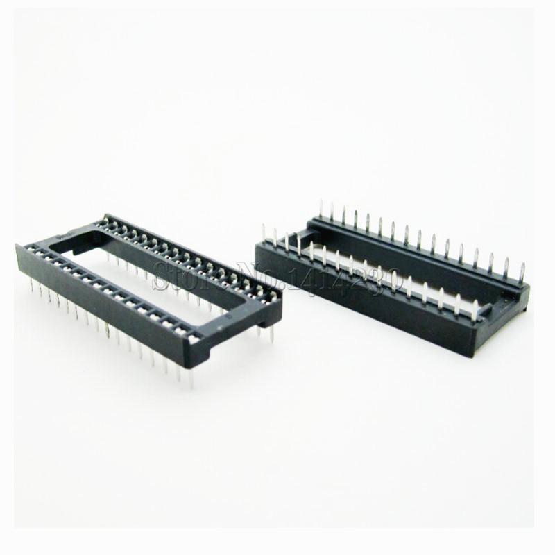 10Pcs 32pin DIP IC Sockets Adaptor Solder Type 32 Pin DIP-32
