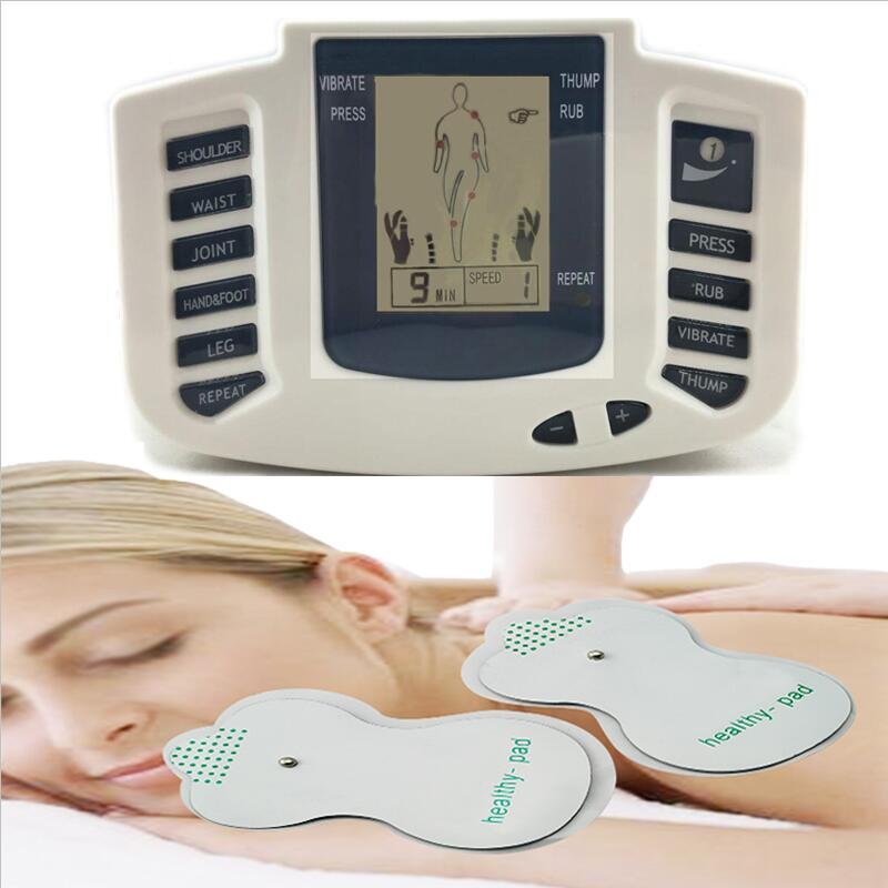 Elektrische massagegerät Entspannen Muskeln therapiezehn Akupunktur ...