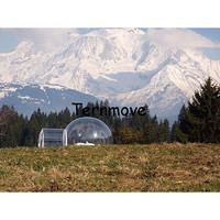 inflatable lawn bubble tent,Hot transparent bubble tree inflatable camping equipment inflatable beach airtight camping tent
