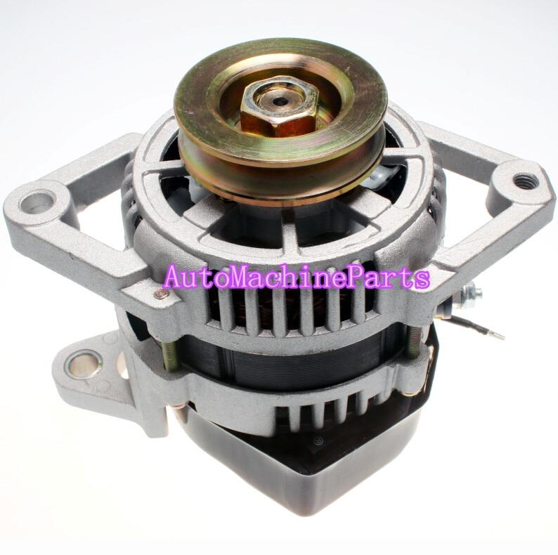 New Alternator 119836-77200 for Diesel Engine 3TNE84 3TNE88