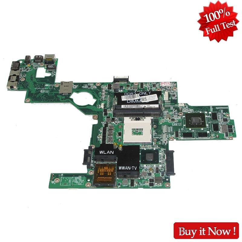 Nokotion материнская плата для ноутбука DAGM6CMB8D0 CN-0C47NF 0C47NF для dell XPS 15 L502X материнская плата GT525M HM67 DDR3 Протестирована