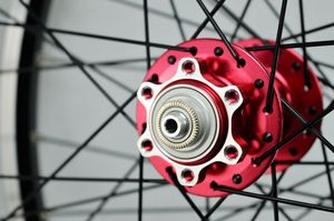 Image 5 - MTB Wheelset Novatec 허브가있는 26 바퀴 4 베어링 Joytech 041/042 32 홀 7 8 9 10 속도 카세트 용 산악 자전거 휠