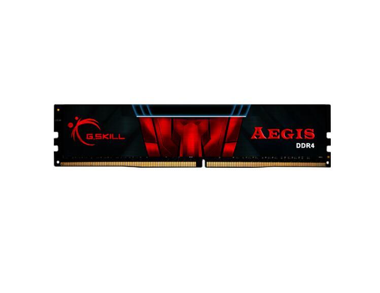 G. SKILL AEGIS Series DDR4 2666 8G ordinateur de bureau de mémoire F4-2666C19S-8GIS