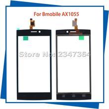 Для Bmobile AX1055 1055 5 дюймов Сенсорный экран гарантия мобильный сенсорный экран для телефона планшета Ассамблеи Бесплатные инструменты