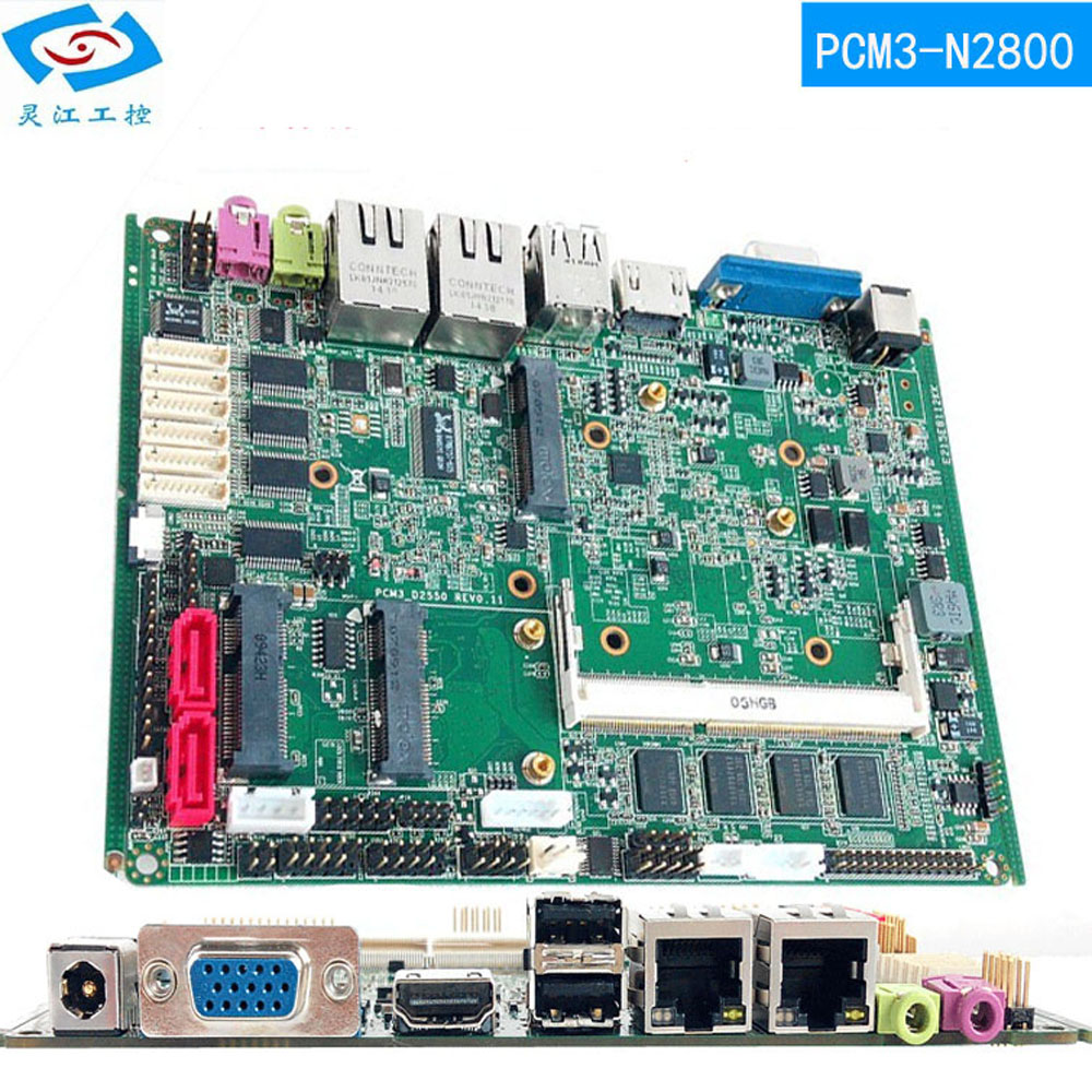 3.5 inch low power comsumtion motherboard fanless 6*COM 4*USB/2xRL45 LAN3.5 inch low power comsumtion motherboard fanless 6*COM 4*USB/2xRL45 LAN