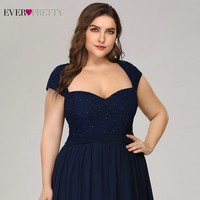 Plus Size Elegant Mother Of The Bride Dresses Ever Pretty EZ07949  Sweetheart Beaded Farsali Lace Mother Dresses Vestido Madrina