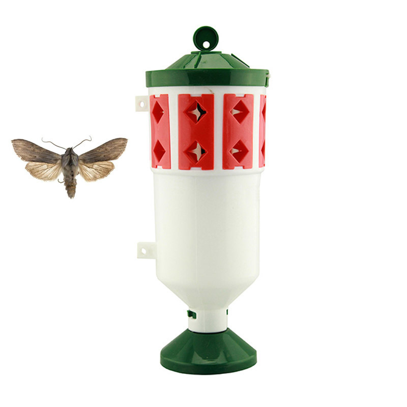 Night Moth Traps Insect Agricultural Tools Instrument Environmental Protection Killing Insects Plant  Vegetable Protector