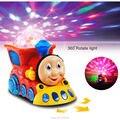Classic toys Томас и Друзья Поезд Со Светом и Музыкой электрический Автомобиль Игрушки Diecast Дети Томас Trackmaster Поставляются С Розничной коробка
