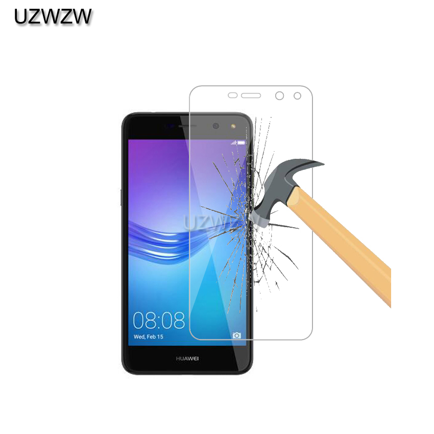 2pcs 2.5D <font><b>Tempered</b></font> <font><b>Glass</b></font> For <font><b>Huawei</b></font> <font><b>Y6</b></font> <font><b>2017</b></font> 5.0 inch <font><b>Tempered</b></font> <font><b>Glass</b></font> Screen Protector For <font><b>Huawei</b></font> <font><b>Y6</b></font> <font><b>2017</b></font> MYA-L11 MYA-L41 image
