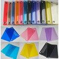 Funda para portátil de cristal protector para Mac book air 11 13/11 colores de protección de shell para macbook pro retina 13 15