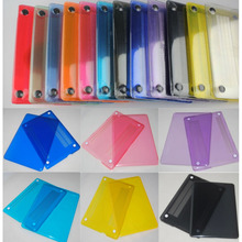 notebook sleeve laptop case crystal protector for Mac book air 11 13 11 colors protective shell