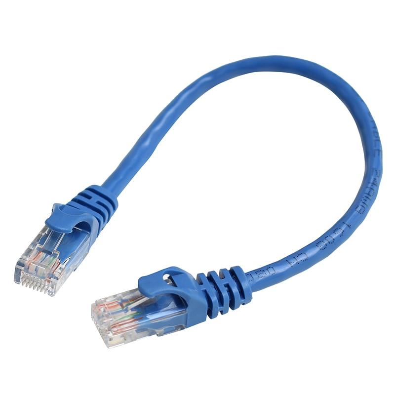 20CM Short  Cat5 RJ45 Network Lan Cable Cat 5 Ethernet Patch Cord