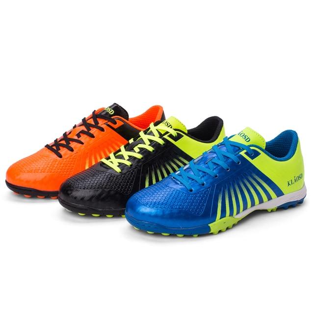 87a65fb9215 Original Professional Men Football Boots 360 Elite Kids Sport Women TF CR7  Spikes Outdoor Cleats Superfly Training Soccer Boots