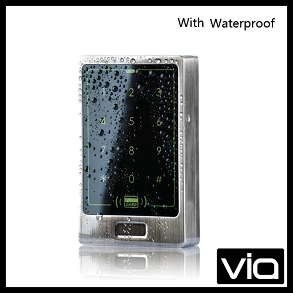 C20 ID+Waterproof Free Shipping 125kHz Wireless Smart Metal Touch Keypad RFID Card Access ControllerC20 ID+Waterproof Free Shipping 125kHz Wireless Smart Metal Touch Keypad RFID Card Access Controller