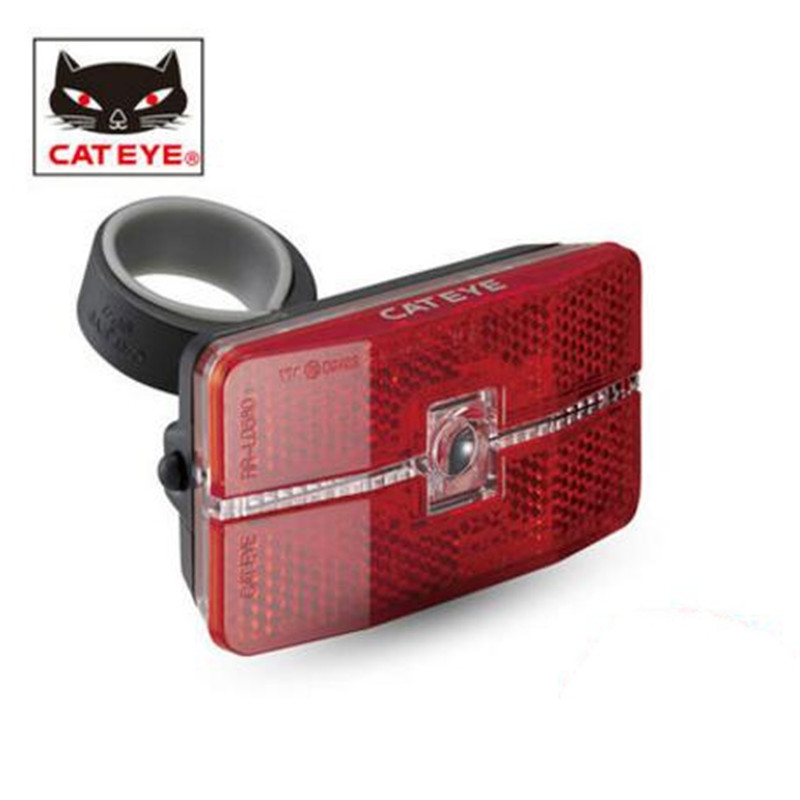 CATEYE TL-LD560-R led warning lamp mountain bike bicycle taillight equipment accessories шапка r mountain r mountain rm002cwlll53