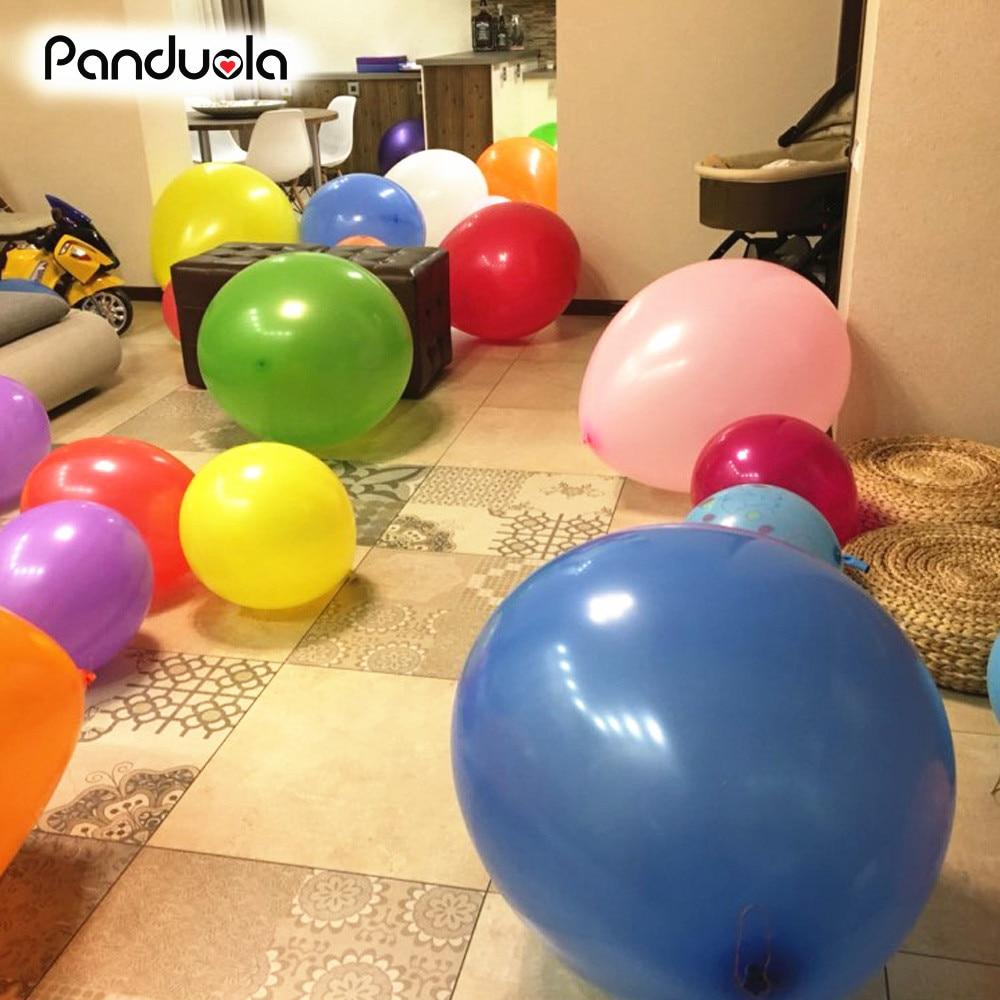 5PC 36inch globos de fiesta Decoración de la boda Globos de látex - Para fiestas y celebraciones - foto 6