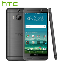 UK/HK Version HTC One M9+ M9pw LTE Mobile Phone Octa Core 2.2 GHz 3GB RAM 32GB ROM 5.2inch 2560×1440 Dual Camera 20 MP CellPhone