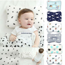 Baby Pillow Newborn Head Protection Concave Cushion Bedding Infant Sle