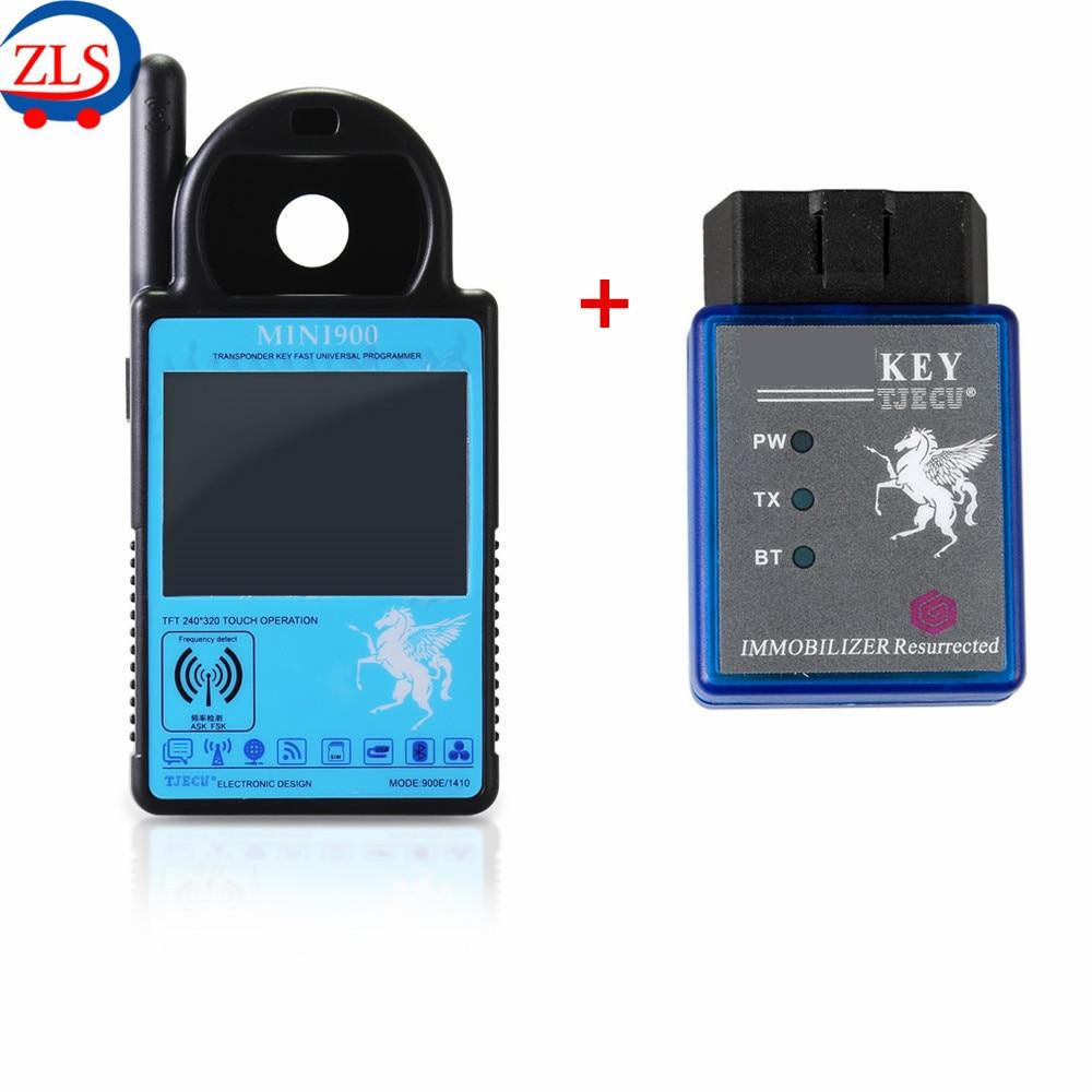 Цена за V1.15 ND900 Mini Транспондера Ключевых Программиста Для TOYO КЛЮЧ OBD II КЛЮЧЕВЫЕ PRO