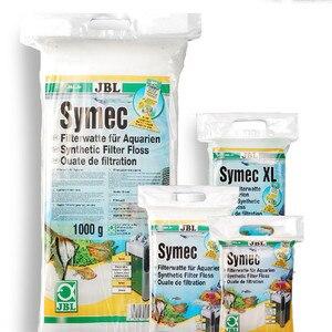 JBL Symec External Fish Tank Aquarium Fine Filter Wool Floss Pad 100g,250g,500g,1000g(China)