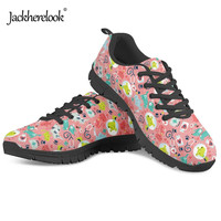 Jackherelook 2019 Flats Shoes Women HOT Veterinarian Drop Shipping Women's Sneakers Shoes Woman Veterinary Comfort Mesh Zapatos