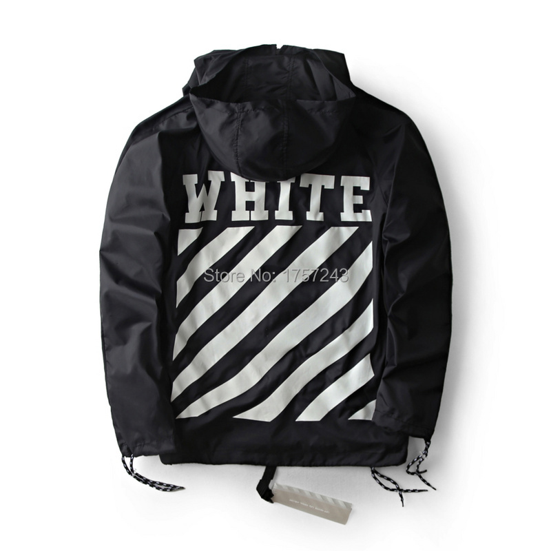 Popular White Windbreaker Jacket-Buy Cheap White Windbreaker ...