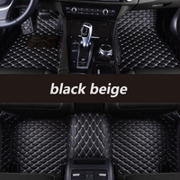HeXinYan Custom Car Floor Mats for MG MG7 MG3 MG5 GT ZS MG6 HS auto accessories car styling