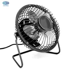 Portable Usb Fan Powered Escritorio Cooling Desk Mini Fan Computadora Laptop Pc