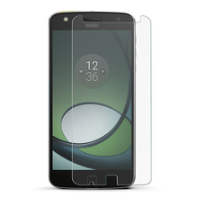 2.5D 0.26mm 9H Premium Tempered Glass For Motorola MOTO Z Play XT1635 5.5 Screen Protector protective film