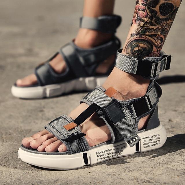 Mens Gladiator Luxury Shoes 6