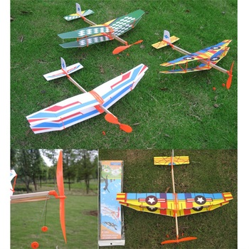 Hot Sale Hand Throw Flying Glider Planes EPP Foam Airplane Model Party Bag Fillers Fun Toys for Kids Game  Kids Outdoor Toys