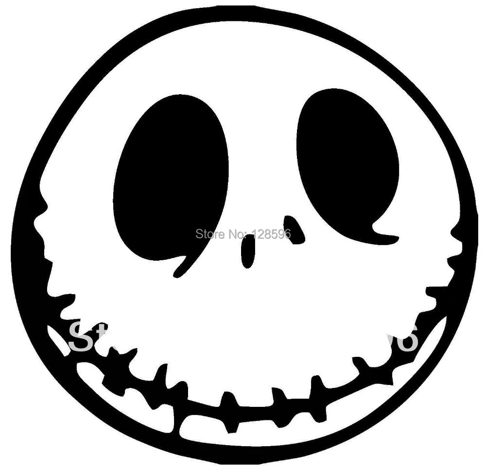 online buy wholesale jack skellington sticker from china jack