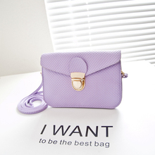 Fashion Diamond Lattice Women messenger bags trend mini shoulder bag
