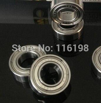 100 шт. MR126ZZ L-1260 радиальный шарикоподшипник 6x12x4 мм, Миниатюрный подшипник ABEC3