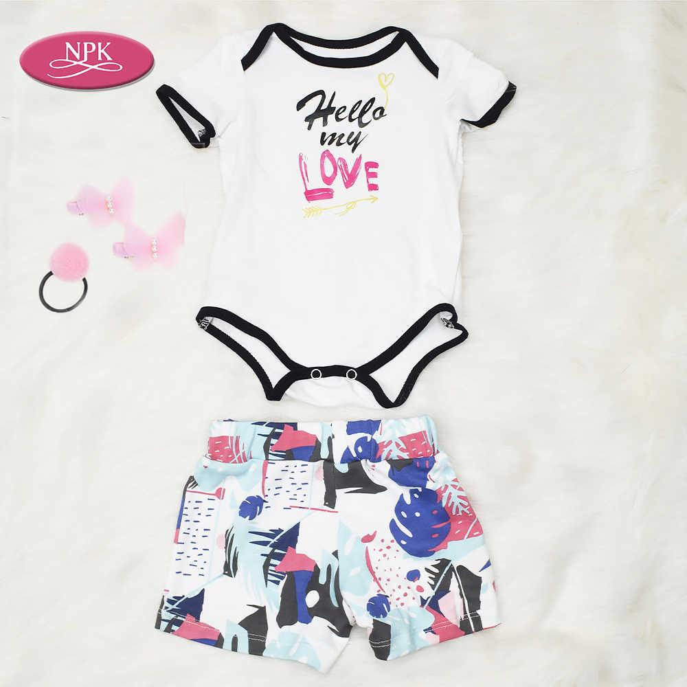 """NPK para 22 """"Reborn Baby Doll Clothes moda estilo princesa falda silicona Reborn Bebe Bonecas Menina Ropa Accesorios de muñeca"""