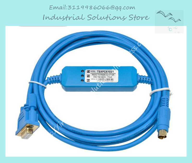 TSXPCX1031 RS232 for TWIDO PLC Cable NewTSXPCX1031 RS232 for TWIDO PLC Cable New