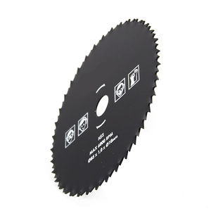 Image 5 - XCAN 1pc 85mm Nitride Coating HSS Circular Saw Blade Wood/Metal Cutter Wood Cutting Disc Saw Blade