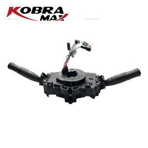 Image 3 - KobraMax Combination Switch Fits For Renault Megane II 3 5 portes Megane MK II 8200216462 Car Accessories