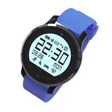 Professionelle Männer Frauen Jugendliche Sport Uhr Smartwatch Wasserdichte Armbanduhr Gesunde/Sport Pulsmesser für Android und IOS