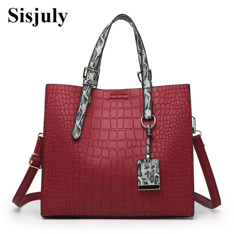 2019 Luxury Serpentine+Crocodile Handbags Women Bags Designer Brand Famous Women  Shoulder Bags High Quality edd63f4936578