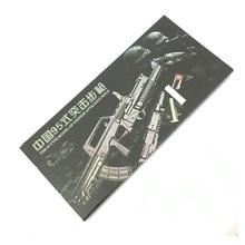 Metal Model Gun Toys Airsoft Pistol Toys 1 3 barrett m82a1 metal model gun souvenir toys metal gun can not shoot