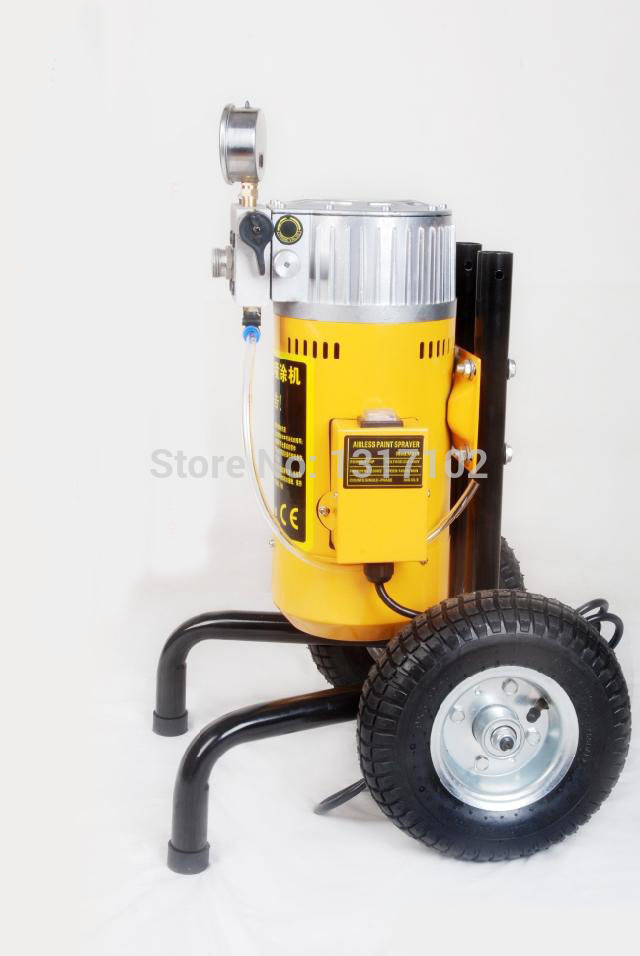Electric Airless Paint Spraying Machine M819-D Airless paint Spray Gun Machine High Pressure Paint Gun