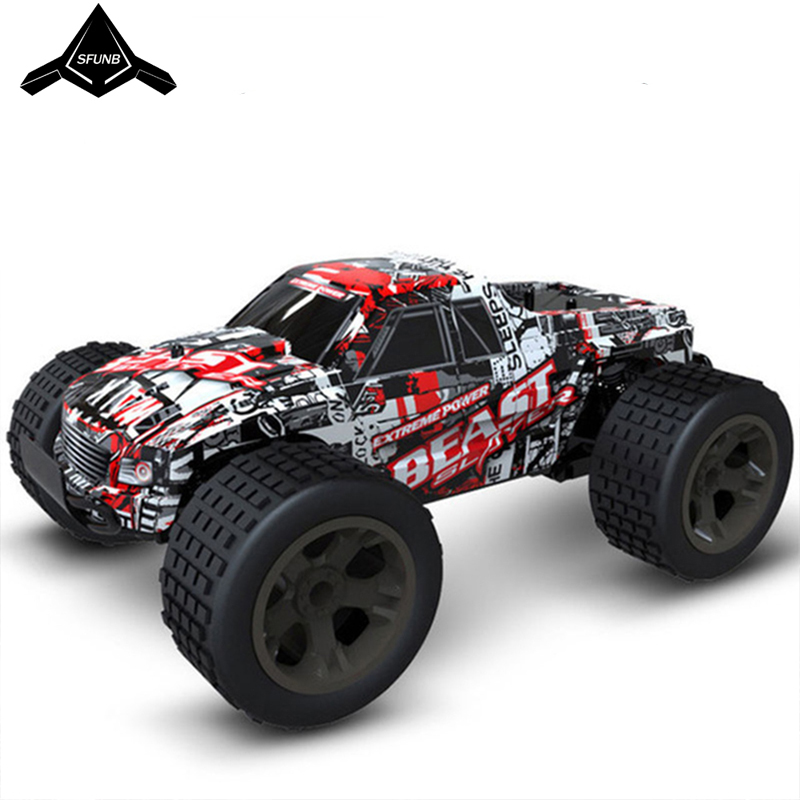 rc car 2.4G 4CH rock car driving car driving big car remote control car model off-road vehicle toy wltoys rc car drift image