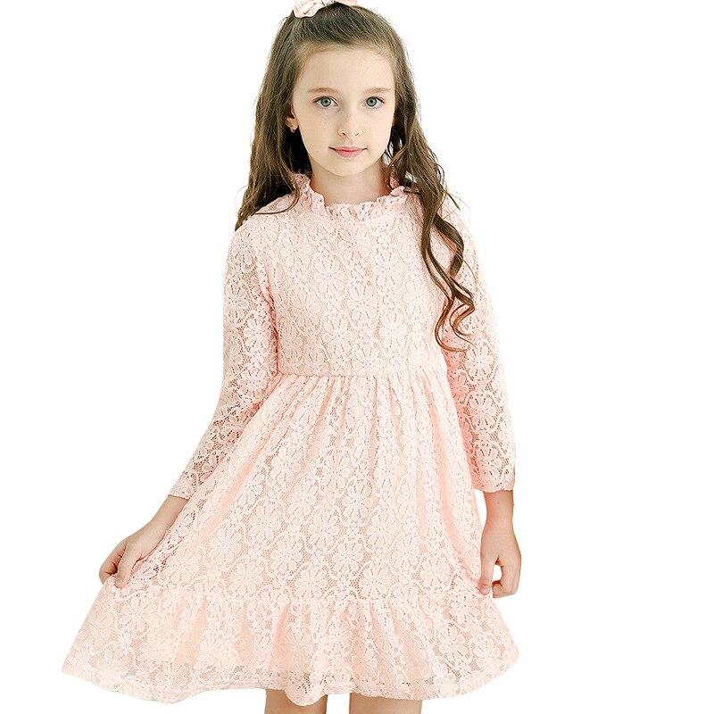 ffce56dde Aliexpress.com  Comprar Adolescente niño princesa partido Tutu Encaje  vestido del banquete de boda del otoño adolescente ropa niños niña vestido  de fiesta ...