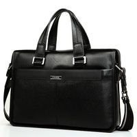 2018 New Shoulder Handbag Men S Casual Genuine Leather Business Bag Briefcase For 14 Or 15