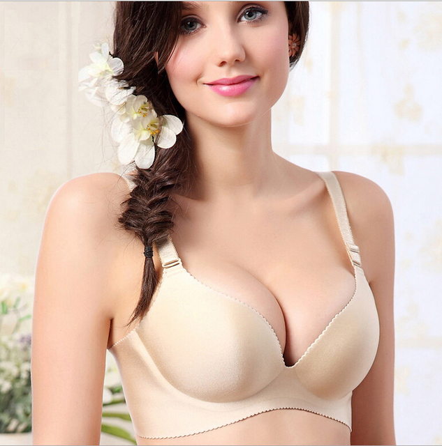 11498f8e8fe push up bra cute cheap bras brassiere underwear lingerie top seamless bra