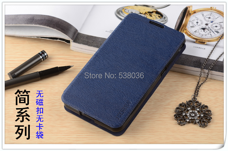 philips xenium W6610 leather case Brand Fashion Flip stand Original cover w6610 - Android mobile phone accessories store