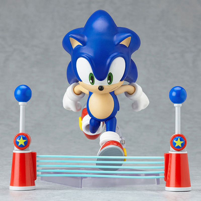 Game 10cm Nendoroid The Hedgehog Ultimate Flash Sonic Action Figure 214 Pvc Model Q Version Cute Doll Collection Toys For Friend Buy At The Price Of 13 86 In Aliexpress Com Imall Com
